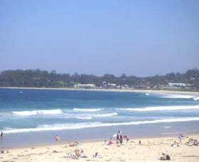 Mollymook Surf Beach - Carnarvon Accommodation