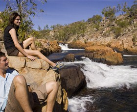 Crystal Falls - Carnarvon Accommodation