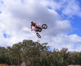 Goanna Tracks Motocross and Enduro Complex - Carnarvon Accommodation
