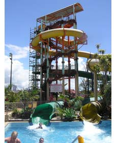Ballina Olympic Pool and Waterslide - Carnarvon Accommodation