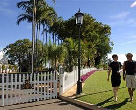 Government House - Carnarvon Accommodation
