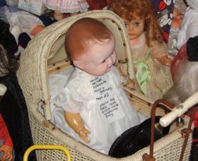 Little Darlings Doll Museum and Coffee Shop - Carnarvon Accommodation