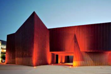 Australian Centre for Contemporary Art - Carnarvon Accommodation