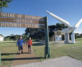 Esperance Municipal Museum - Carnarvon Accommodation