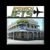 Ipswich Jets - Carnarvon Accommodation
