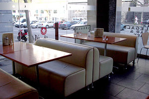 Legals Cafe and Bar - Carnarvon Accommodation
