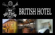 British Hotel - Carnarvon Accommodation