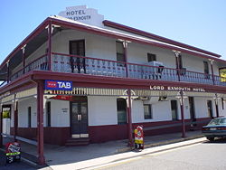 Lord Exmouth Hotel - Carnarvon Accommodation