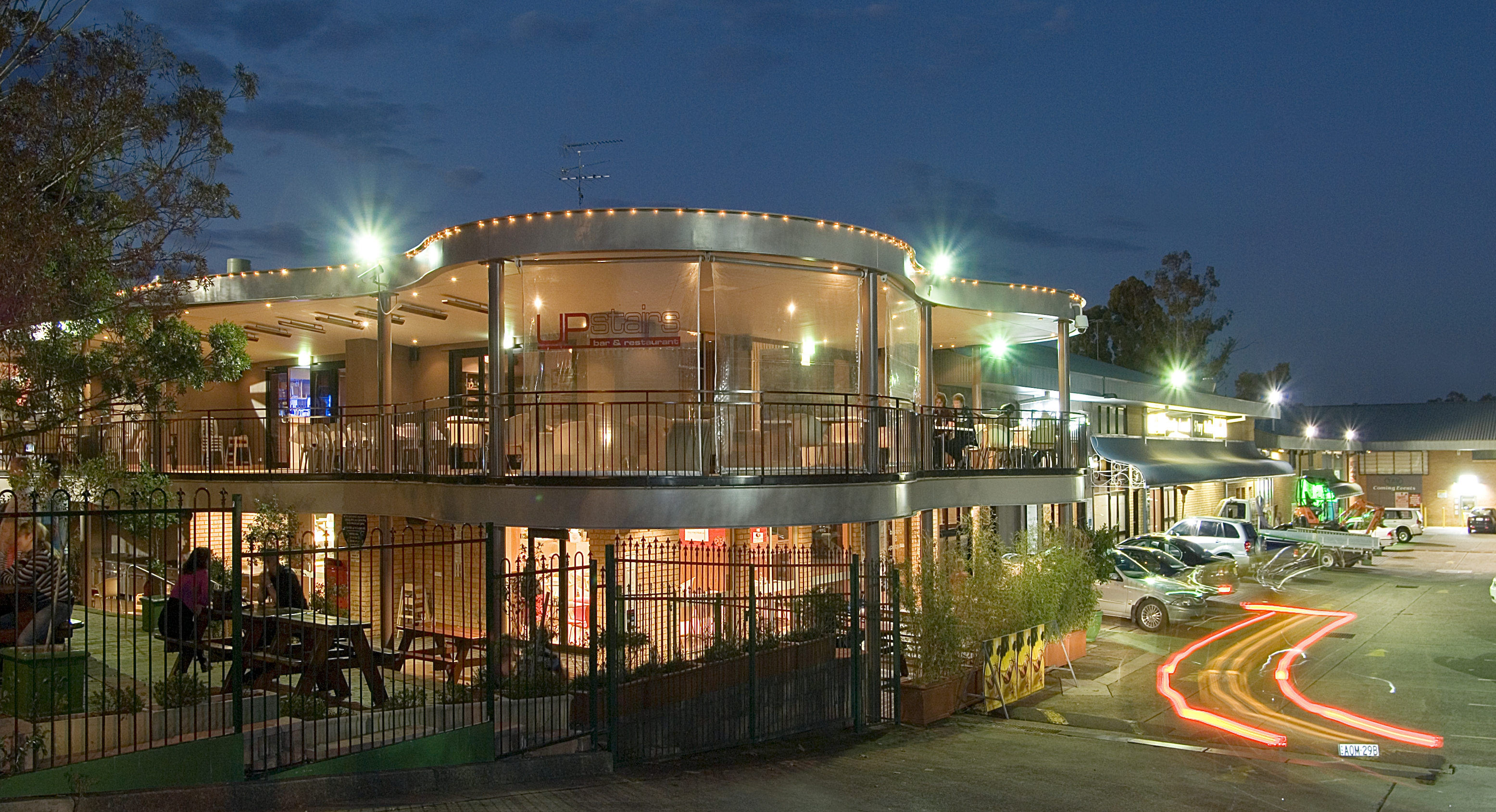 Castle Hill Tavern - Carnarvon Accommodation