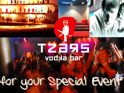 Tzars Vodka Bar - Carnarvon Accommodation