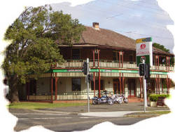 Appin Hotel - Carnarvon Accommodation