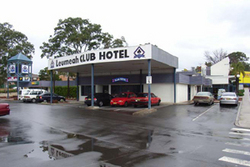 Leumeah Club Hotel - Carnarvon Accommodation