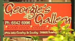 Georgies Cafe Restaurant - Carnarvon Accommodation