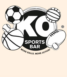 The KO Sports Bar - Carnarvon Accommodation