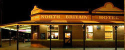 North Britain Hotel - Carnarvon Accommodation