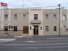The Telegraph Hotel Geelong - Carnarvon Accommodation