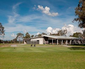 Stonebridge Golf Club - Carnarvon Accommodation