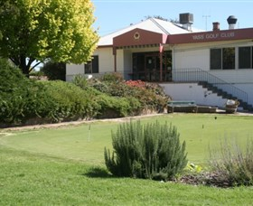 The Yass Golf Club - Carnarvon Accommodation