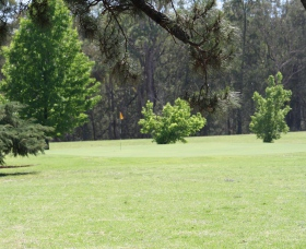 Inverell Golf Club - Carnarvon Accommodation