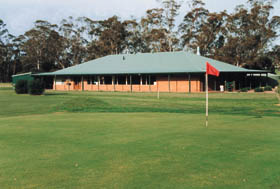Echunga Golf Club Incorporated - Carnarvon Accommodation