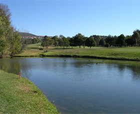 Capital Golf Club - Carnarvon Accommodation