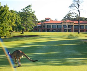 Royal Canberra Golf Club - Carnarvon Accommodation