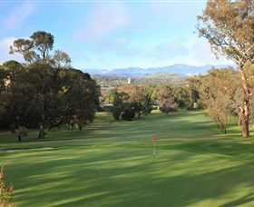 Federal Golf Club - Carnarvon Accommodation