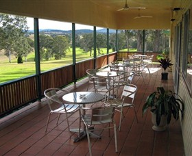 Woodenbong and District Golf Club - Carnarvon Accommodation