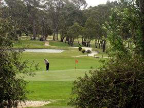 Mount Barker-Hahndorf Golf Club - Carnarvon Accommodation