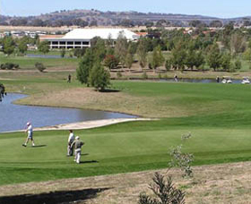 Gungahlin Lakes Golf and Community Club - Carnarvon Accommodation