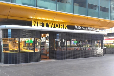 Network Public Bar  Pizzeria