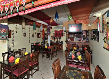 Raj Indian Restaurant - Carnarvon Accommodation