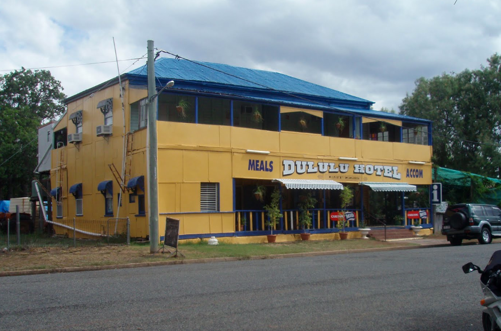 Dululu Hotel - Carnarvon Accommodation