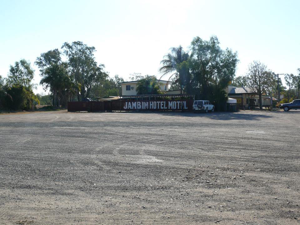 Jambin Hotel-Motel - Carnarvon Accommodation