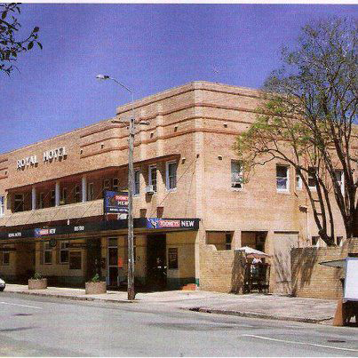 Royal Hotel - Carnarvon Accommodation
