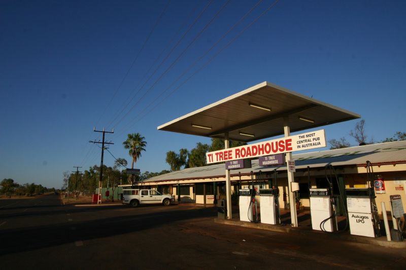 Ti Tree Roadhouse - Carnarvon Accommodation