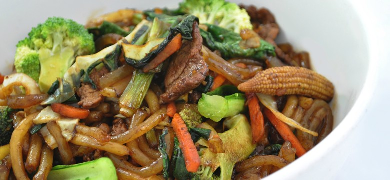 Stir Crazy Noodle Bar - Carnarvon Accommodation