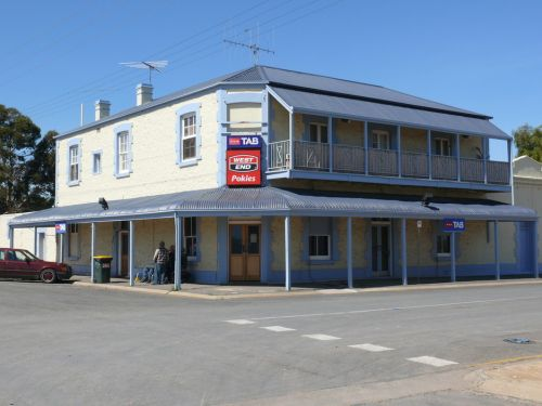 Port Wakefield Hotel - Carnarvon Accommodation