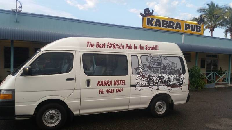 Kabra Hotel - Carnarvon Accommodation