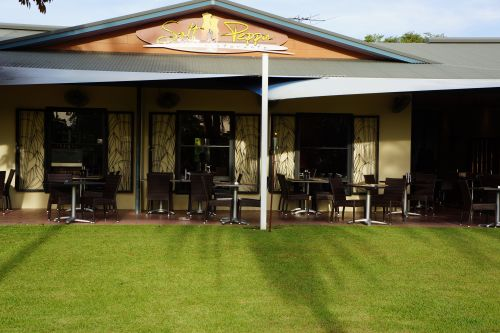 Saltnpeppa Cafe Ristorante - Carnarvon Accommodation