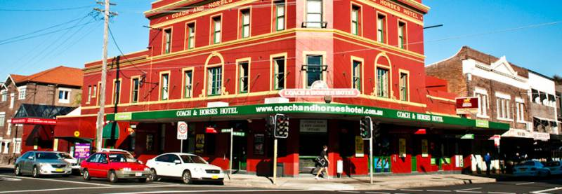 The Coach  Horses Hotel - Carnarvon Accommodation
