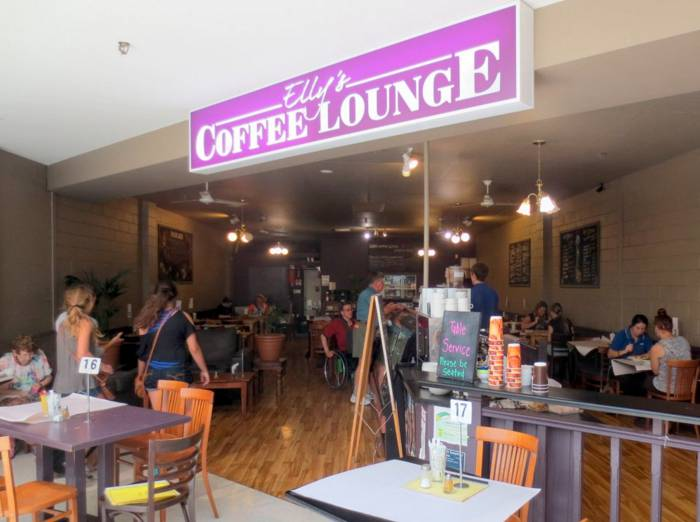Ellys Coffee Lounge - Carnarvon Accommodation