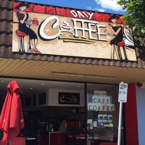 Daly Coffee Den - Carnarvon Accommodation