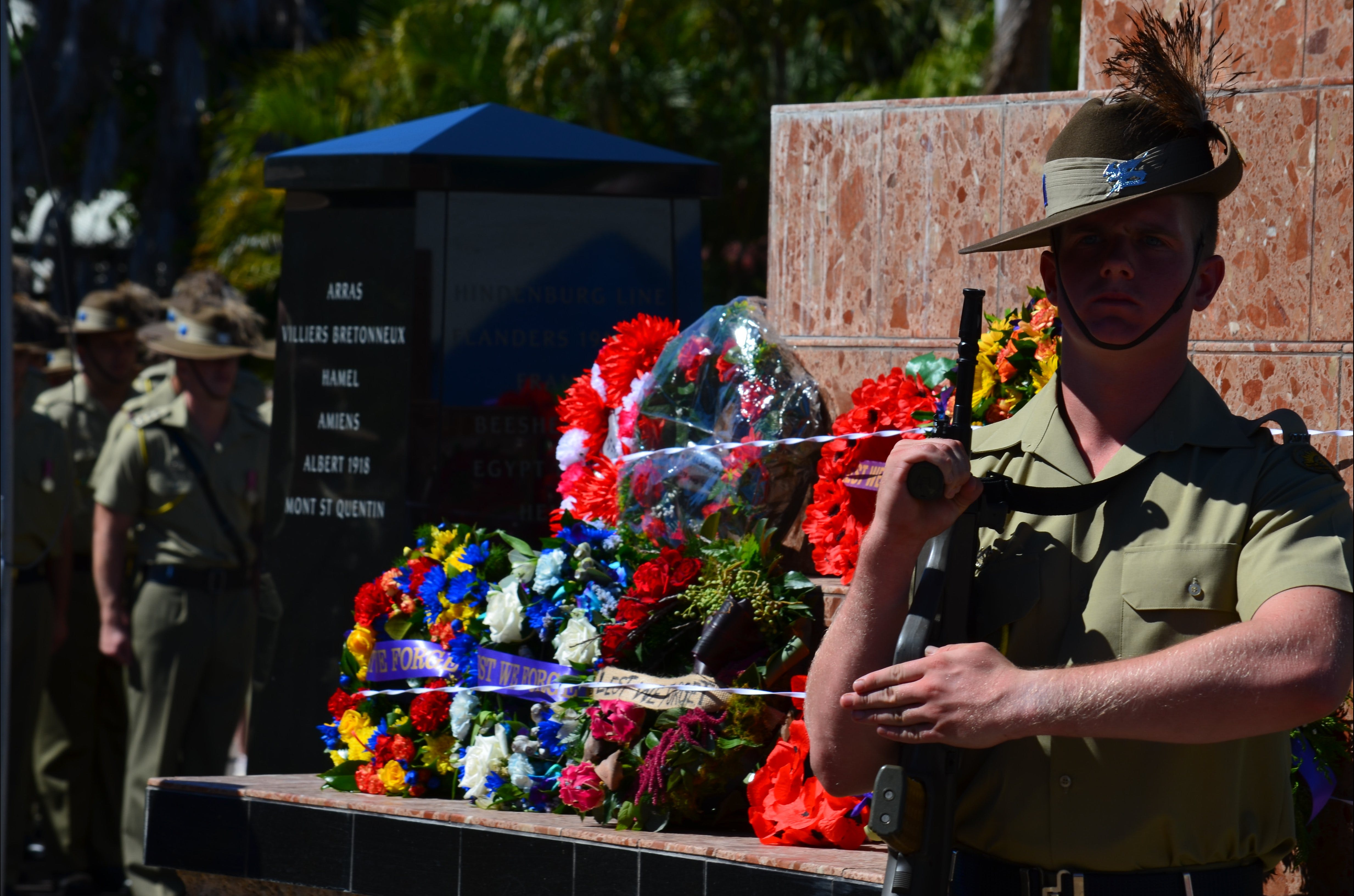 Anzac Day Charters Towers - Carnarvon Accommodation