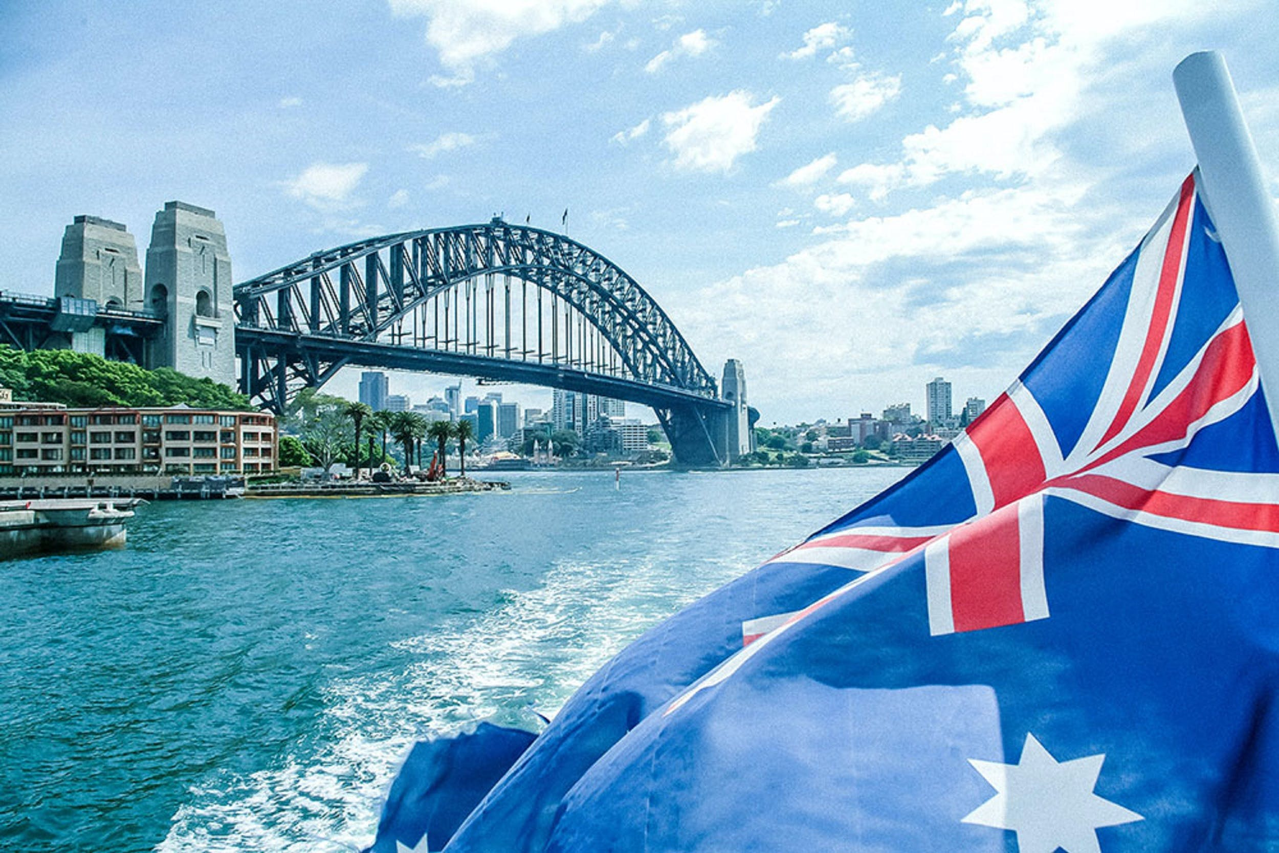 Australia Day Lunch and Dinner Cruises On Sydney Harbour with Sydney Showboats - Carnarvon Accommodation