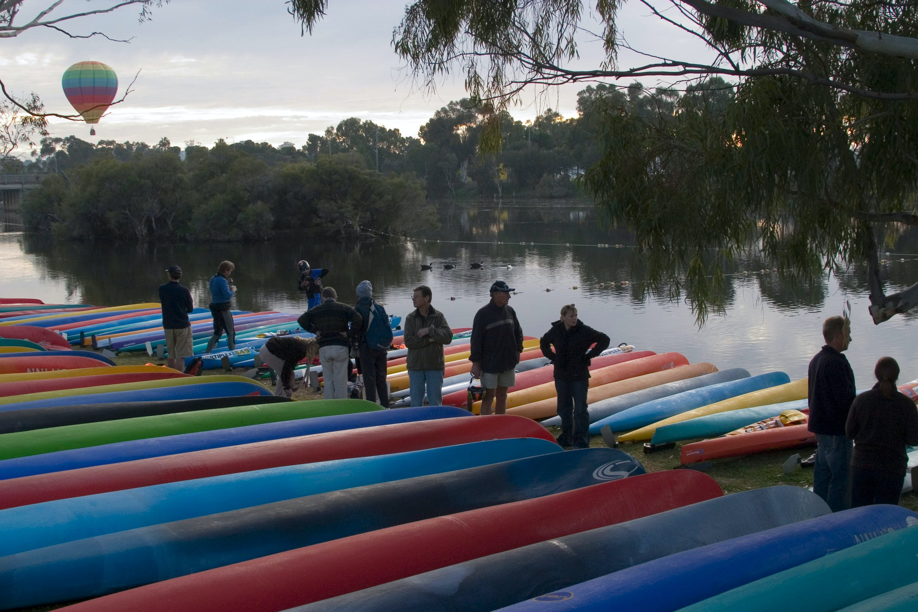 Avon Descent - Carnarvon Accommodation