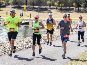 Broken Marathon Canberra - Carnarvon Accommodation