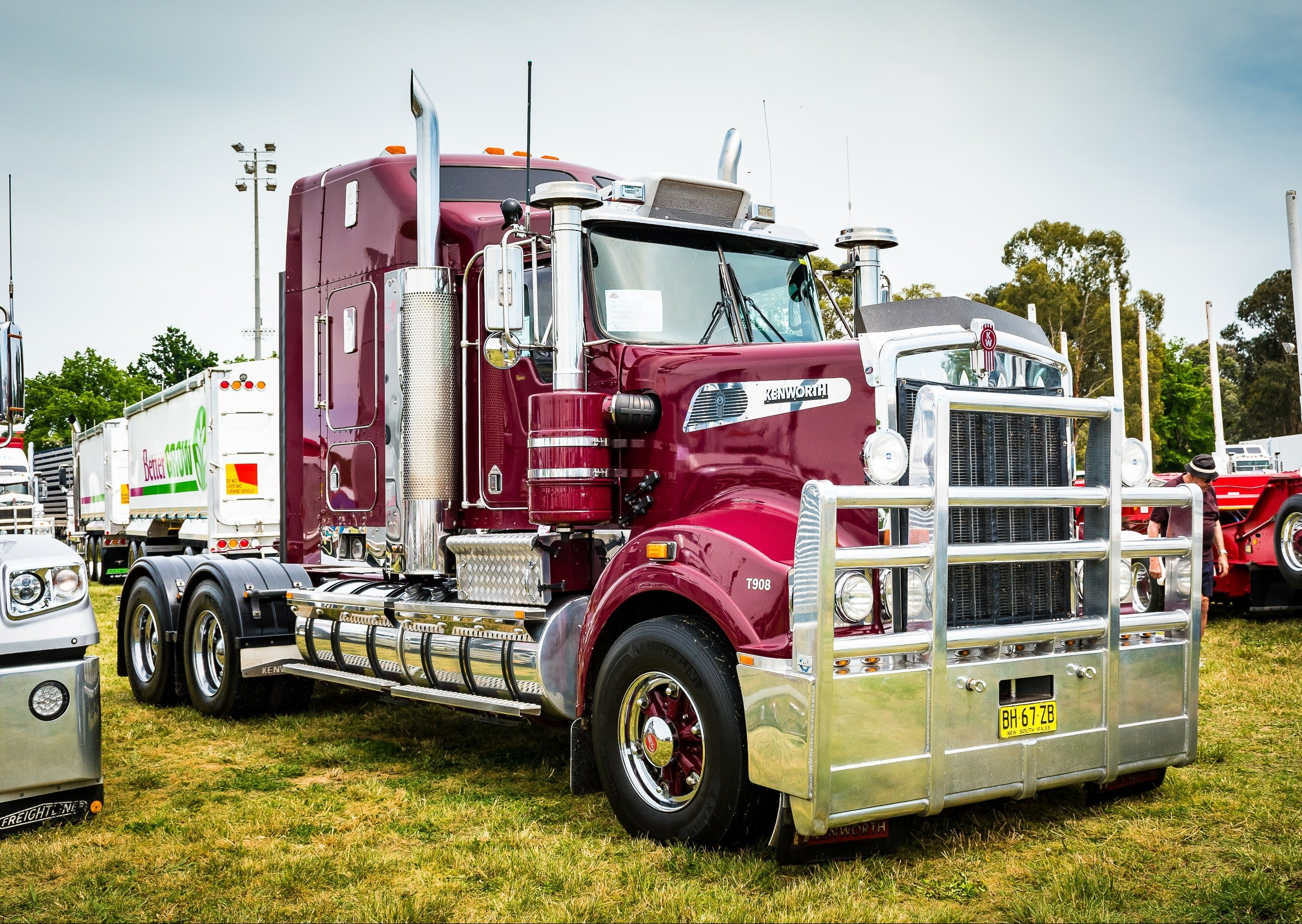 Dane Ballinger Memorial Truck Show - Carnarvon Accommodation