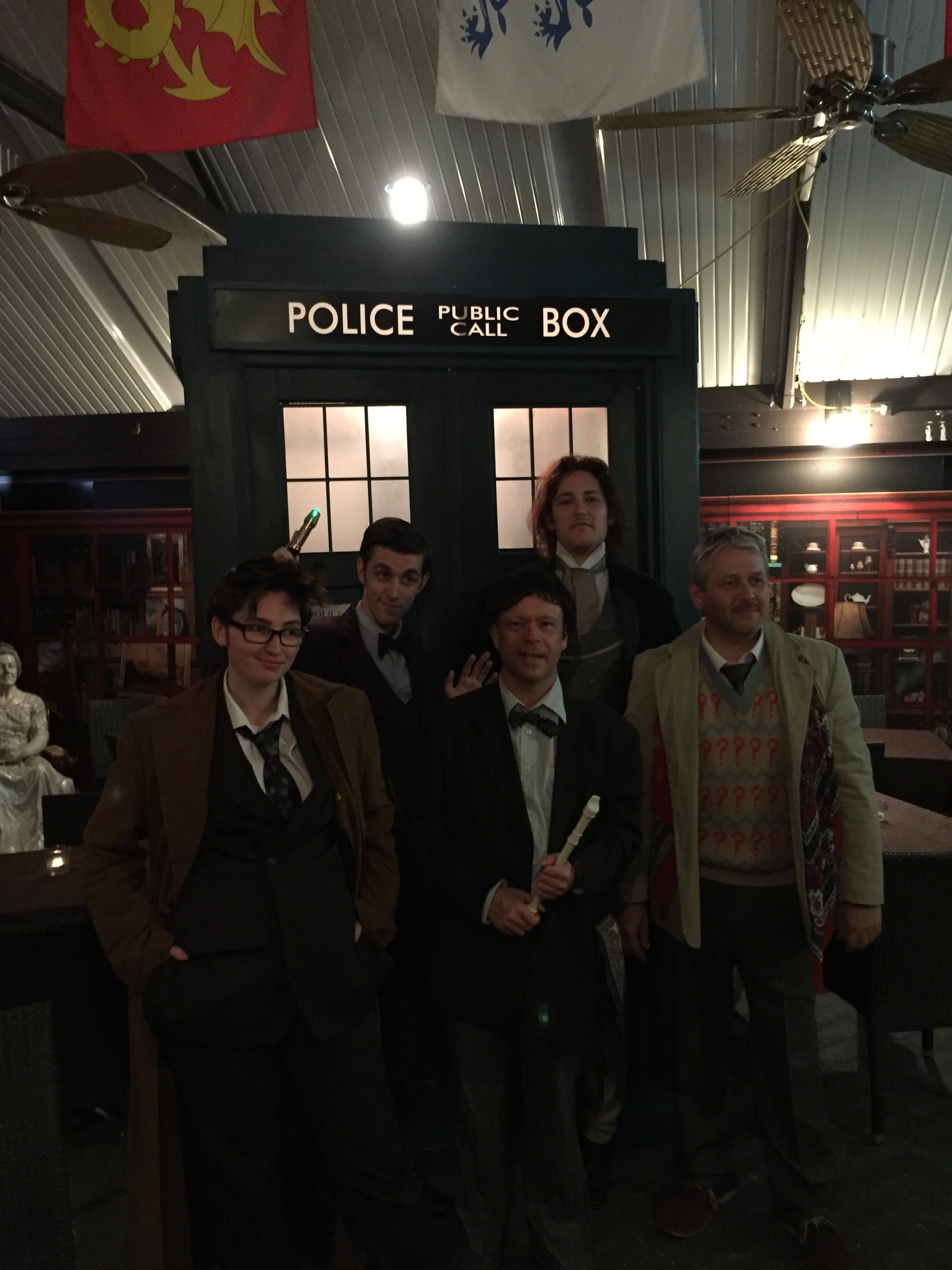 Dr Who Quiz Night - Carnarvon Accommodation