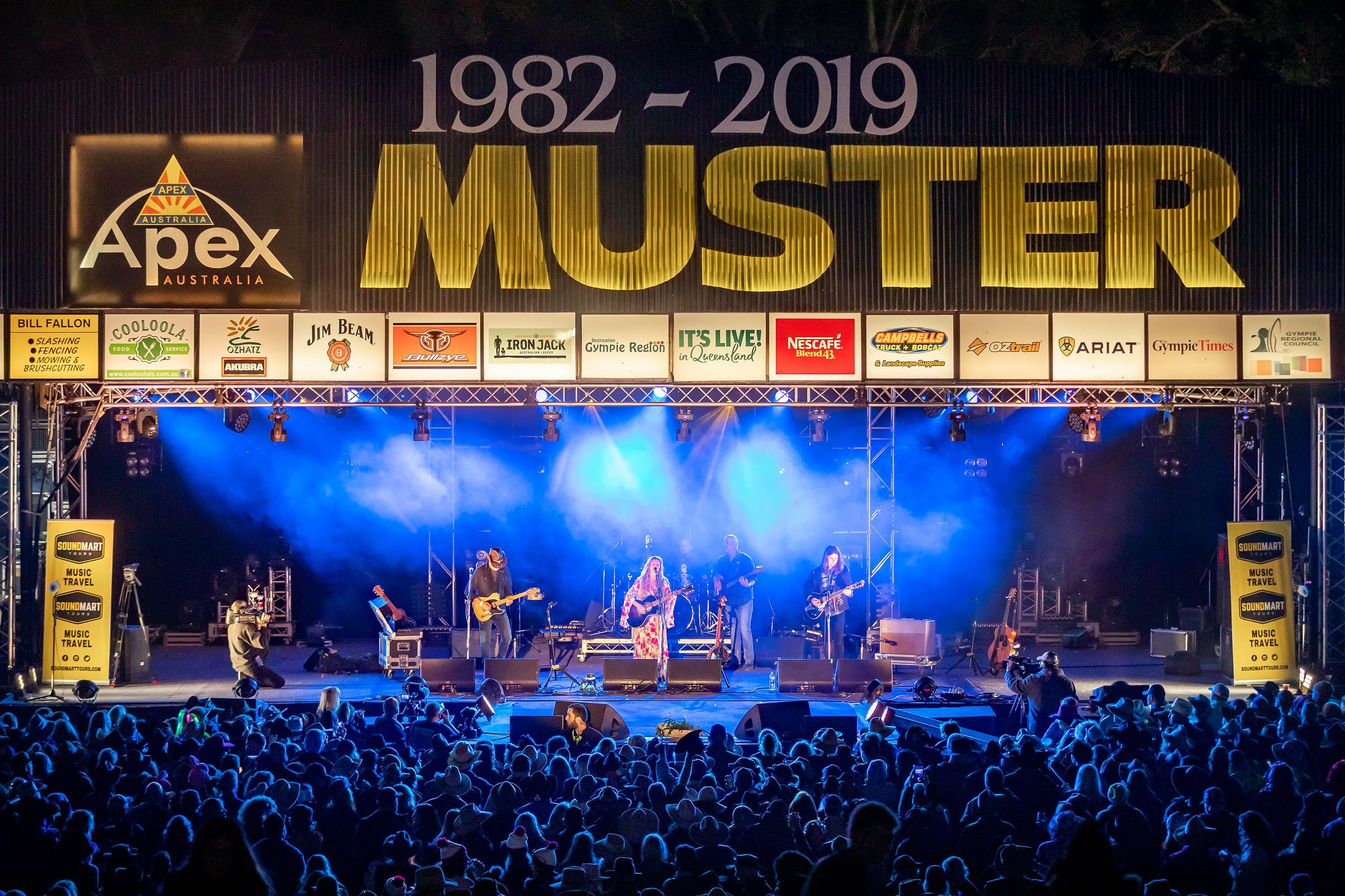 Gympie Music Muster - Carnarvon Accommodation